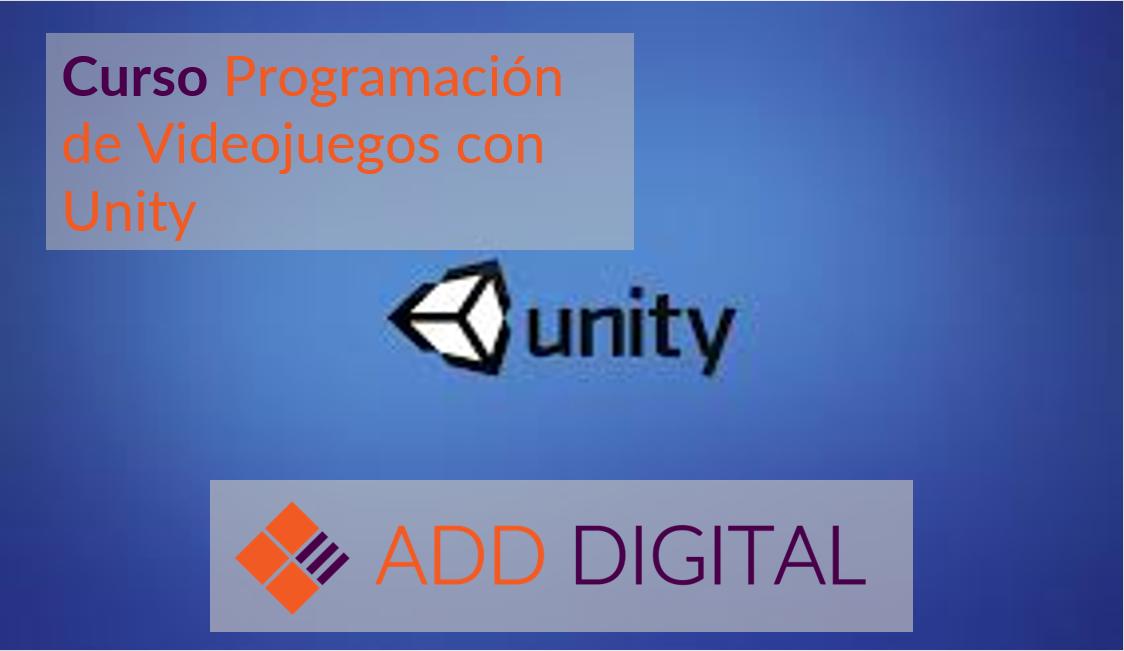 Curso de creación de videojuegos con Unity