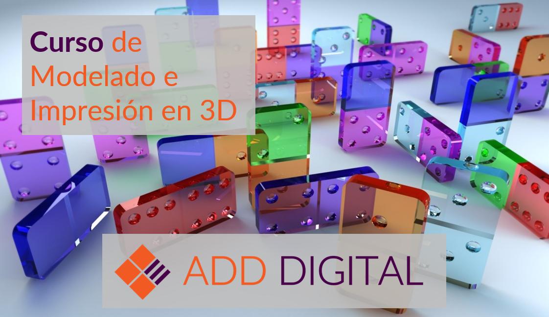 Curso de modelado e impresión en 3D