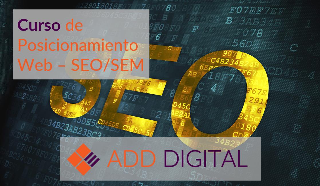 Curso de Posicionamiento Web - SEO/SEM